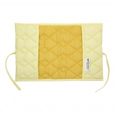 Nobodinoz Salamanca Health Book Cover Pale yellow-product
