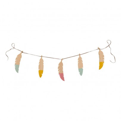 Nobodinoz Feather Garland-listing