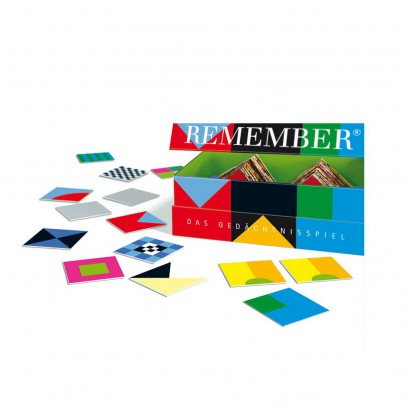 Remember Memory-Spiel Signale -listing