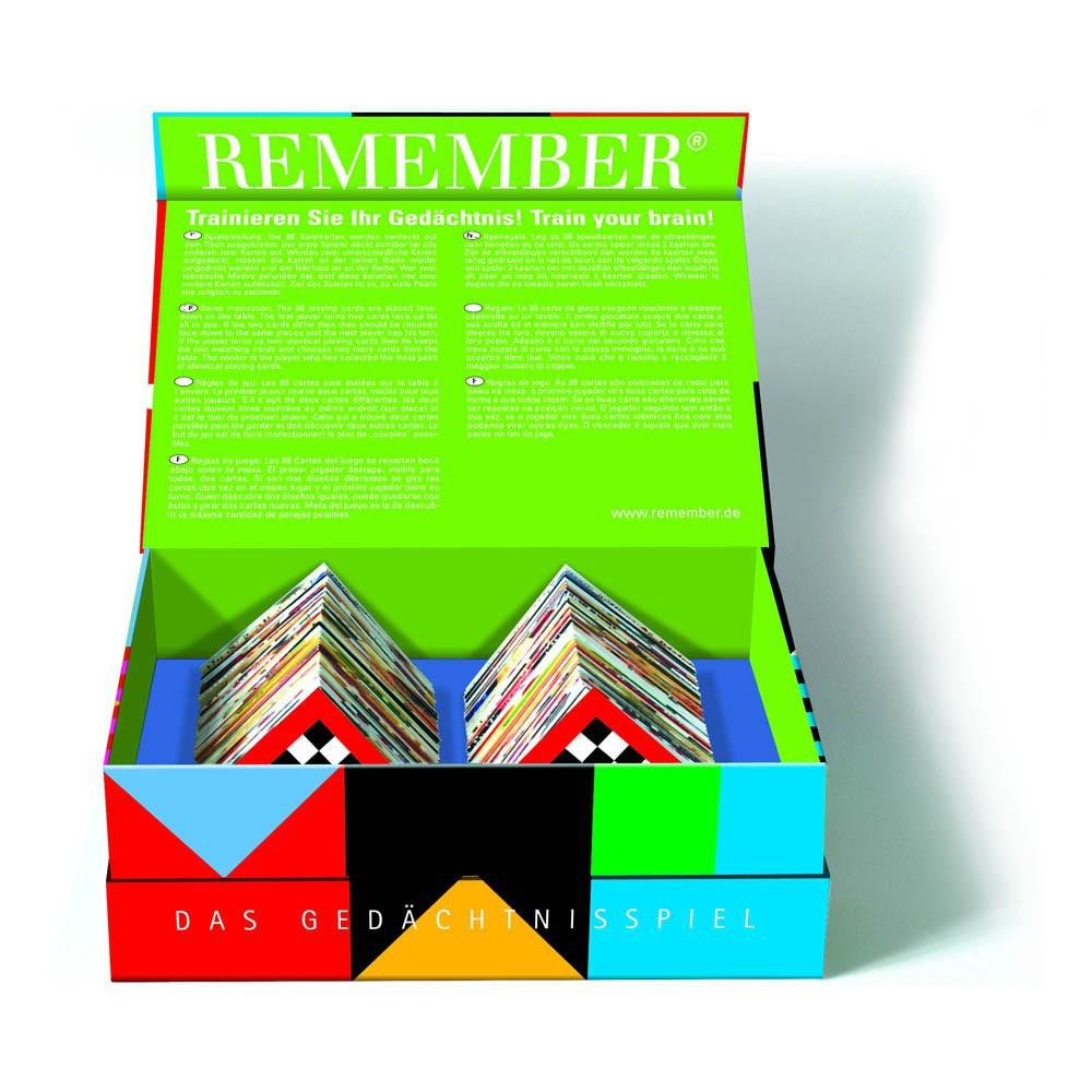 Remember Jeu de mémoire Signale-product