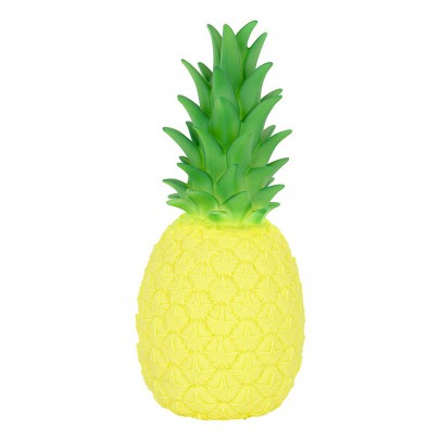Goodnight Light Yellow and Green Pineapple Lamp-listing