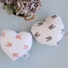 Blossom Paris Mishka Heart Rattle-listing
