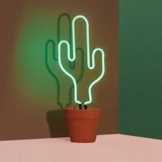 DOIY Lampe Neon Kaktus -listing