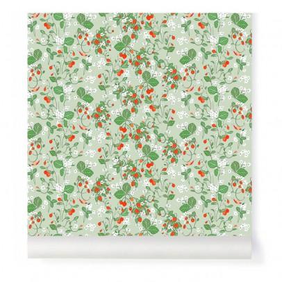 Little Cabari Strawberry Fields Forever Wallpaper-listing