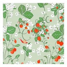 Little Cabari Papier peint Strawberry fields forever-listing
