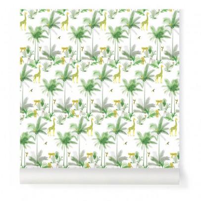 Little Cabari Minty Tamtam Wallpaper-listing
