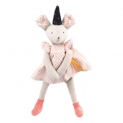 Moulin Roty Small Mimi Mouse Doll-listing