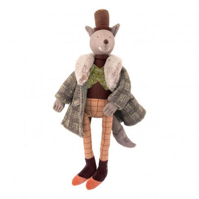 "Moulin Roty Puppe ""Wolf The Gentleman""-listing"