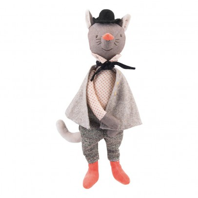 Moulin Roty Gallant Cat Doll-listing