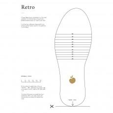 Pom d'Api Boots Cuir Retro Jodzip-listing