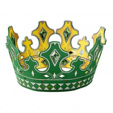 Lion Touch Emerald King Crown-product