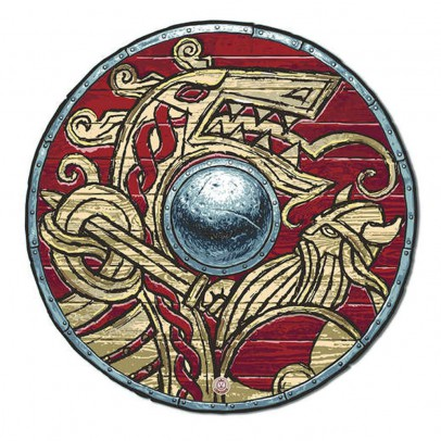 Lion Touch Viking Shield -listing