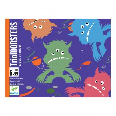 Djeco Juego de cartas Trio Monsters-product