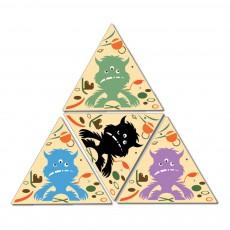 Djeco Jeu de cartes Trio Monsters-listing