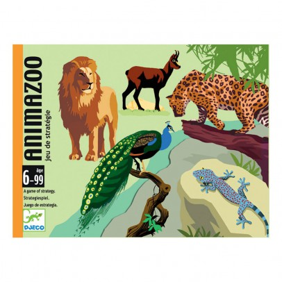 Djeco Animazoo Card Game-product