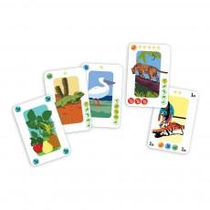 Djeco Jeu de cartes Animazoo-listing