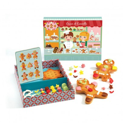 Djeco Oscar and Canelle Bakery Game-product