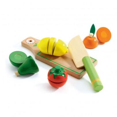 Djeco Fruits et légumes à couper-listing