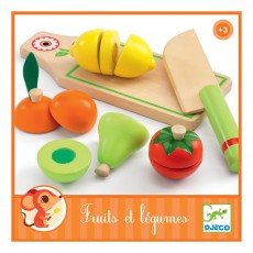Djeco Cut-up Fuit and Vegetables-product