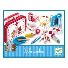 Djeco Tierarzt-Set Bobodoudou-listing