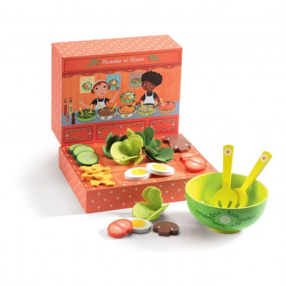 Djeco Rosette and César Salad Game-product