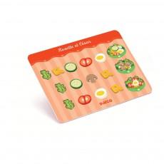 Djeco Juego de ensalada Rosette y César-product