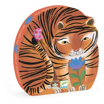 Djeco Puzzle 24 piezas El paseo del tigre-listing