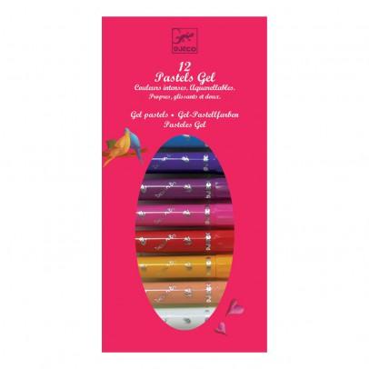 Djeco 12 Gel Pastels-listing