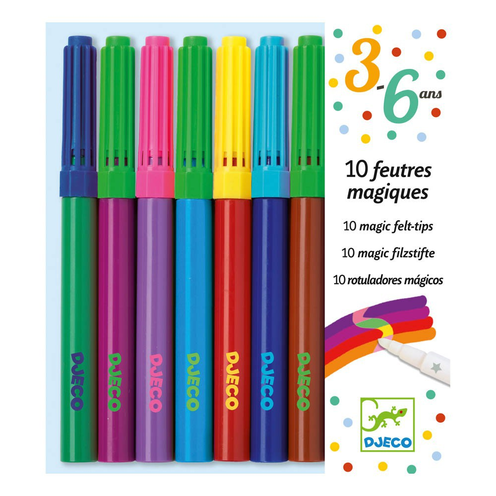 10 Magnetic Pens-product