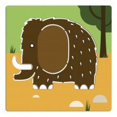 Djeco 5 pochoirs dinosaures-listing