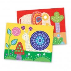Djeco Elephant and Snail Mosaic-product
