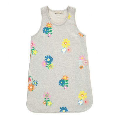 Stella McCartney Kids Vestido Muletón Flores Lydia-listing