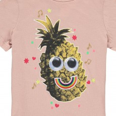 Stella McCartney Kids Chuckle Pineapple T-Shirt-product