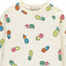 Stella McCartney Kids Betty Pineapple Allover Sweatshirt-product
