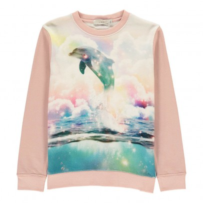 Stella McCartney Kids Betty Dolphin Sweatshirt-listing