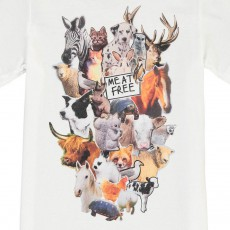 Stella McCartney Kids T-Shirt Animali-listing