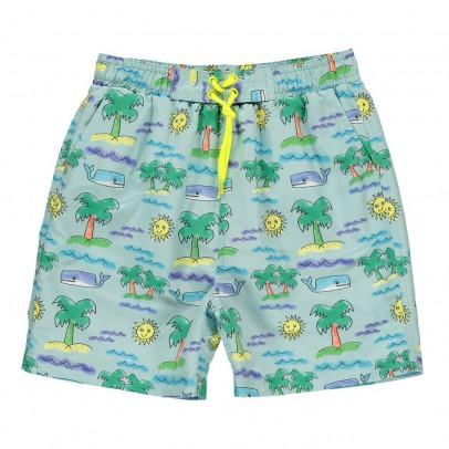 Stella McCartney Kids Short de Bain Tropical Taylor-listing