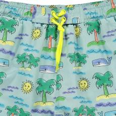 Stella McCartney Kids Taylor Tropical Swimshorts-listing