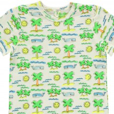 Stella McCartney Kids Kit Tropical Playsuit-product