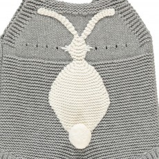 Stella McCartney Kids Barboteuse Maille Bunny-listing