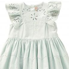 Stella McCartney Kids Vestito ricamo + Bloomer -listing