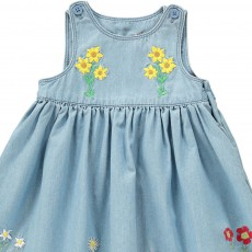 Stella McCartney Kids Posie Floral Dress + Bloomers-listing