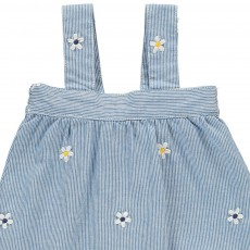 Stella McCartney Kids Ambrose Floral Embroidered Dress + Bloomers-product