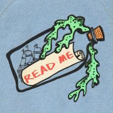 Stella McCartney Kids Billy Message in a Bottle Sweatshirt-listing