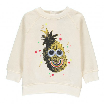 Stella McCartney Kids Betty Baby Pineapple Sweatshirt-product