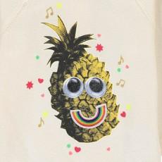Stella McCartney Kids Felpa Ananas Neonato-listing