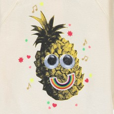 Stella McCartney Kids Sweat Ananas Betty Bébé-listing