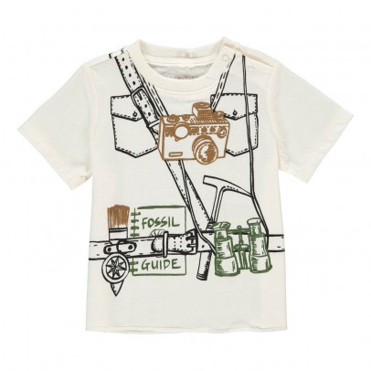 Stella McCartney Kids T-Shirt Abenteuer Chuckle -product