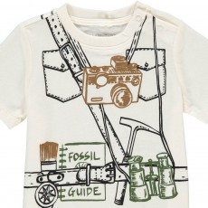 Stella McCartney Kids Chuckle Adventurer T-Shirt-product