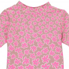 Stella McCartney Kids T-Shirt Anti-UV Fleurs Splash-listing